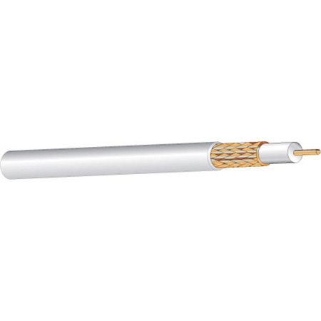 West Penn Wire 25806 Plenum RG-6/U Video Cable