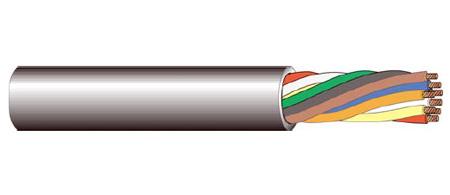West Penn 271 22/8 Unshielded Communication Cable - 1000 Ft.
