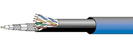 West Penn HN5161 Grade 1 Composite Cable - 1000 Ft.