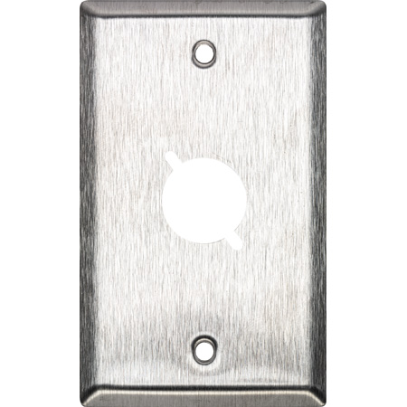 Custom 1-Gang 1-Punch Wall Plate