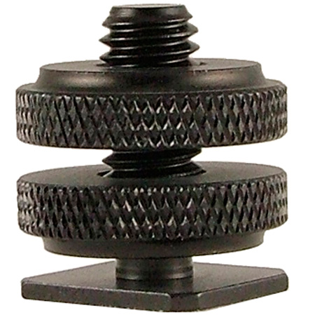WindTech CM-38 Hot Shoe to 3/8 Inch Adapter