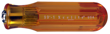 Xcelite 991 Amber Handle for Series 99 Interchangeable Blades