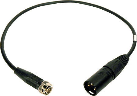 Sony Equivalent EC-0.4CM Cable for WRR-810 Series Wireless (4 Ft.)