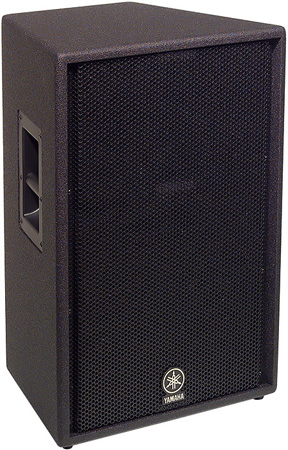 Yamaha C115V 15-Inch 2-Way Loudspeaker Spray Finish