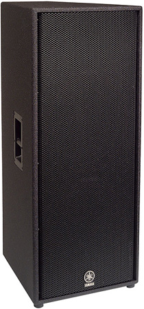 Yamaha C215V Dual 15-Inch Two Way Loudspeaker System Spray Finish