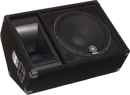 Yamaha SM15V Carpeted 15-Inch 2-Way Monitor Loudspeaker