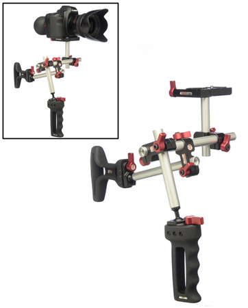 Zacuto Z-DSR Striker Camera Support