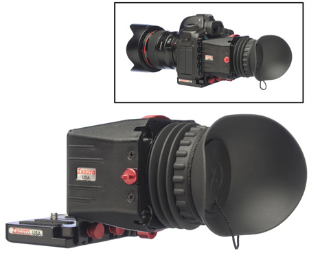 Zacuto Z-Finder Pro 3X DSLR Viewfinder