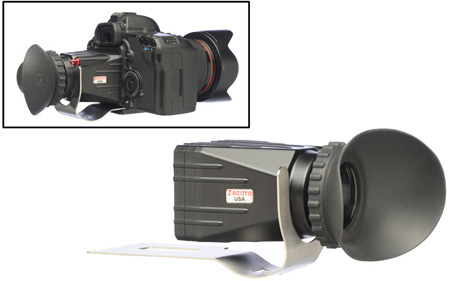 Zacuto Z-FINDER-JR DSLR Viewfinder