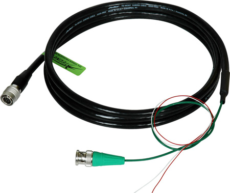 7ft GPCA Mini 12pin-BNC Camera Cable