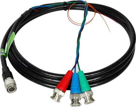 GPCA Camera Component RGB Cable 33ft