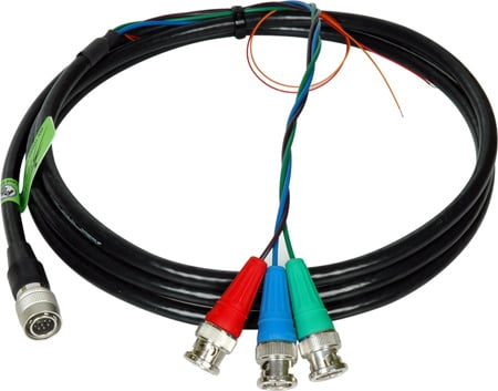 GPCA Camera Component RGB Cable 17ft