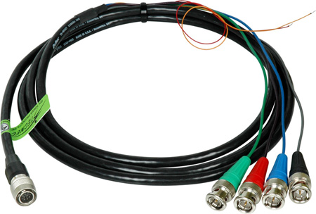 Mini Camera-Component Cable 25 Ft.