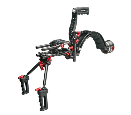 Zacuto Z-DSP Scorpion Camera Shoulder Mount