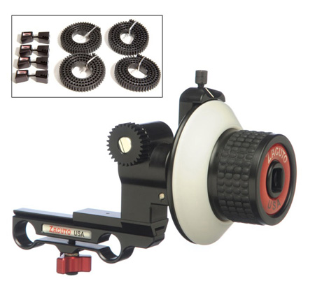 Zacuto Z-FF-1ZGK Z-Focus with ZipGear Prime Lens Kit