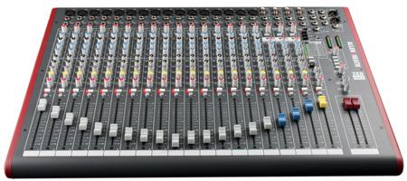 Allen & Heath ZED-22FX 22 Into 2 Live Recording Mixer w/EFX & USB I/O