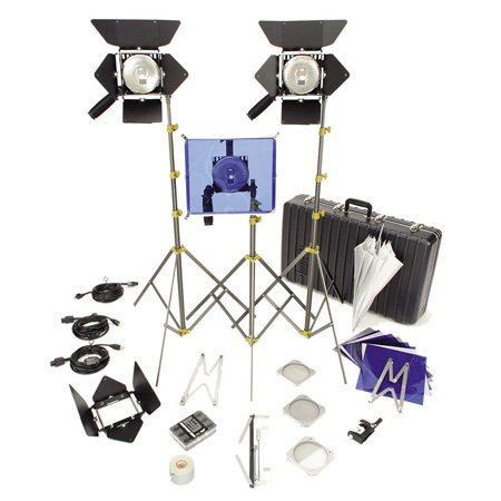 Lowel Omni-3 Lighting Kit with Soft Case