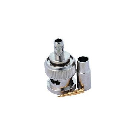 Male BNC Crimp 75 Ohm for Belden 1694A
