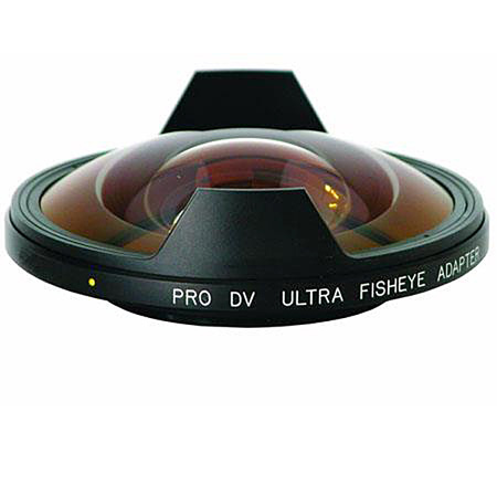 Point 3x Ultra Fisheye HD Adapter Sony HDV