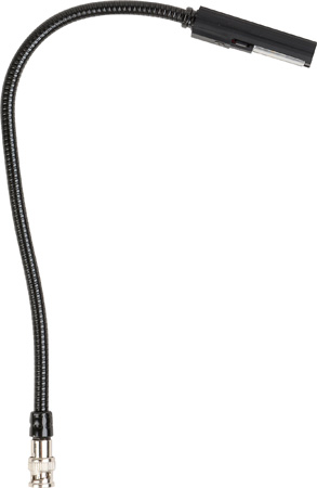 LittLite 12in  Right Angle  XLR Gooseneck with white LED