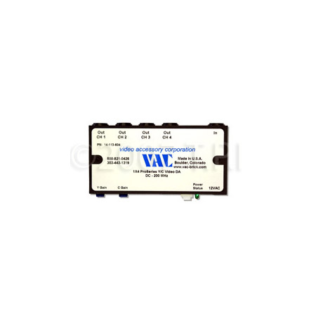 VAC 14-113-604 Video Brick Distribution Amplifier