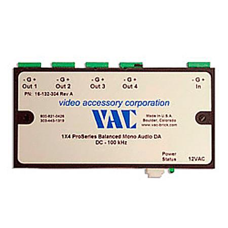 VAC 16-132-304  1x4 Balanced Mono Audio DA
