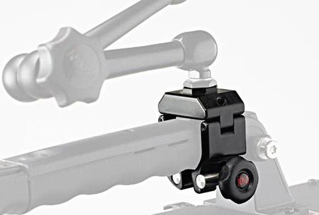 16x9 169-J-BRKT J-Clamp Mounting Bracket for Noga Articulating Arms