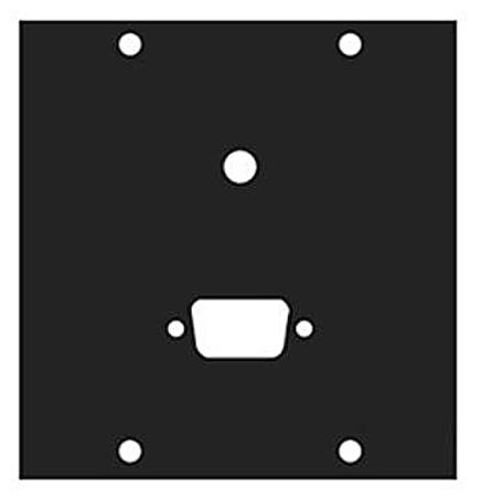 UCP Module for HD15(SVGA) and 1/8in mini phone jack