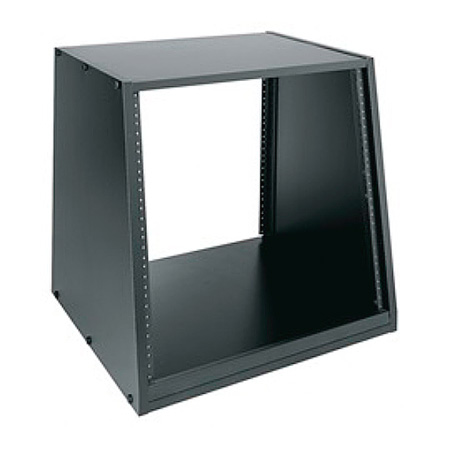 10 Space Slim 2M Desktop Turret Rack