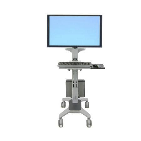 Ergotron 24-189-055 Neo-Flex WideView WorkSpace Cart