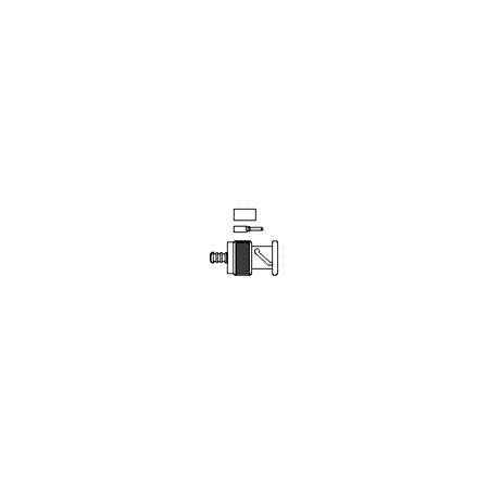 Amphenol 031-71008-2000 BNC male 75 ohm for RG59 Plennum