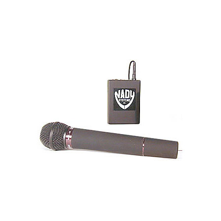 Nady 351 VR VHF Wireless Microphone System for Camcorder - Channel E 215.200Mz