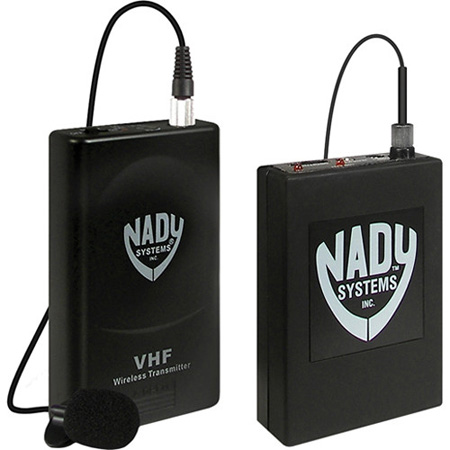 Nady Wireless Lavalier 203.400MHz