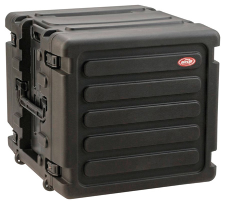 SKB Rolling Roto Shock Case 10 Space 20 inch Deep