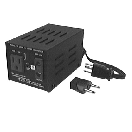 200W 220V-110V AC Step Down Transformer