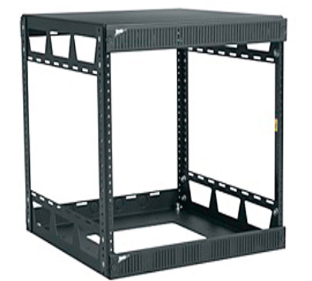 Middle Atlantic 5-14 Slim 5 Series Equipment Rack Enclosure - 14RU