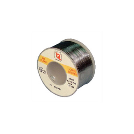 Qualitek NC600 Activated Rosin Core Lead Free Wire Solder .032 Diameter 1 Pound