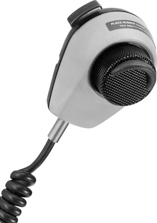 Shure 577B Handheld Cardiod Dynamic Low Z Mic for Paging & Communications