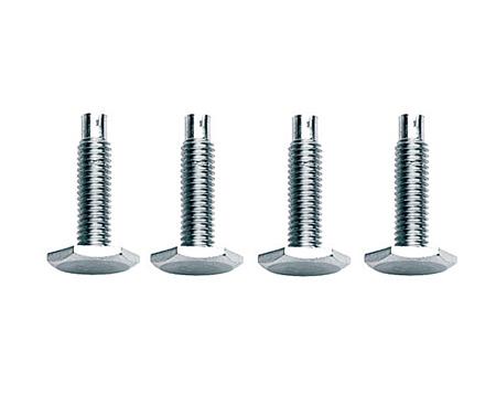 Set of 4 Rack Leveling Feet