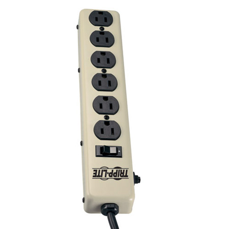 Tripp Lite 6NX6 6-outlet Power Strip with 6-ft. Cord