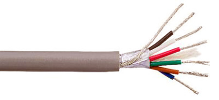 Belden 9536 6 Conductor Computer Cable for EIA RS-232 Applications - Per Ft.