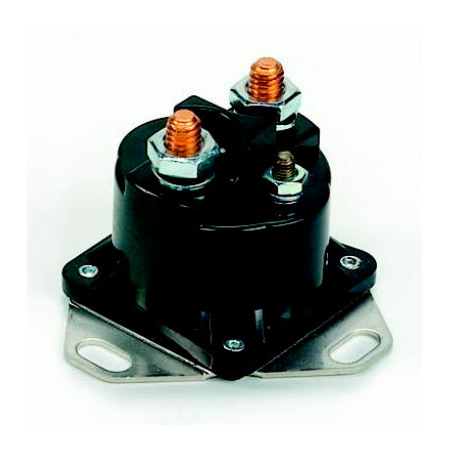 Hannay Reels 9917.0025 12 Volt Solenoid (Diode-Suppressed)