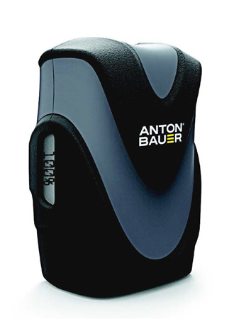 Anton Bauer G190 14.4V / 190Wh Digital Li-Ion Battery Gold Mount Performance Series