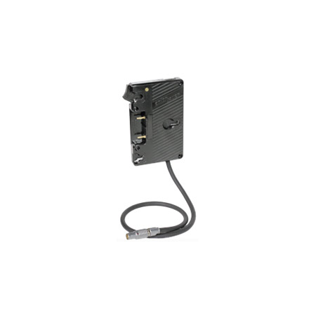 Anton Bauer QRC-EPIC Gold Mount for RED EPIC Cameras