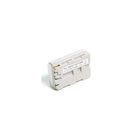 7.2V 1800Mah Li-ion battery for Sony NP-FM50