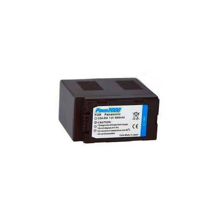 7.2V 6000Mah Li - ion battery for Panasonic CGR-D54