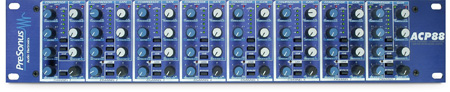 PreSonus ACP88 8 Channel Compressor / Limiter / Gate