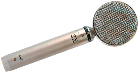 ADK C-Lol-67 TL Single Transformless LD Hybrid Mic