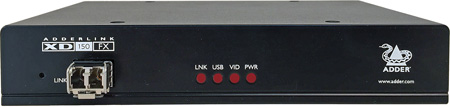 Adder XD150FX-MMUS KVM DVI Video Extender with USB2.0 Over a Single Duplex Fiber Cable - Multimode