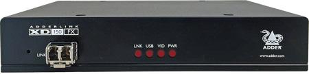 Adder XD150FX-SM-US KVM DVI Video Extender with USB2.0 Over a Single Duplex Fiber Cable - Singlemode